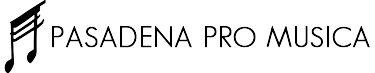Pasadena Pro Musica